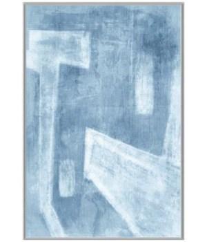 36x54 Pelagic Landscape III, Frame 36PDS10100