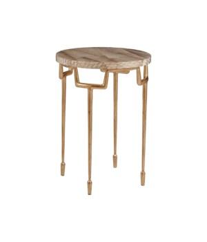 Calypso Round Spot Table