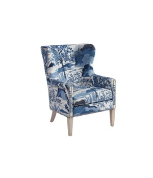 Avery Wing Chair, 800431, Cameo Shores