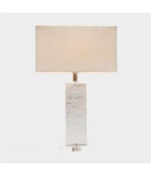 Zilia Light MOP Shell Lamp