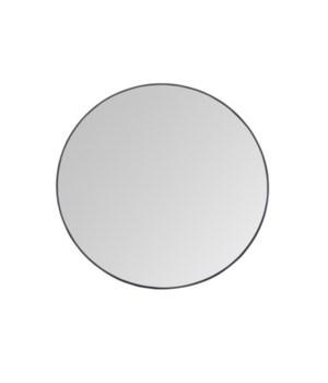 Argie Round Mirror, Small