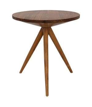 Lucas Side Table, Teak