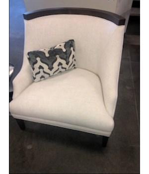Terrell Chair, Loft Magnolia, Gr 1, Walnut