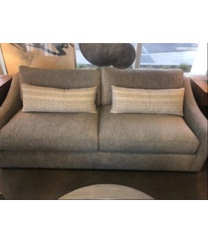 Hendrix Sofa, 2 over 2, Epic Jetsetter, Gr 2, Charcoal