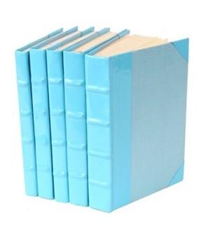 Patent Leather - Light Blue
