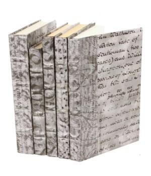 Antique Script-Silver