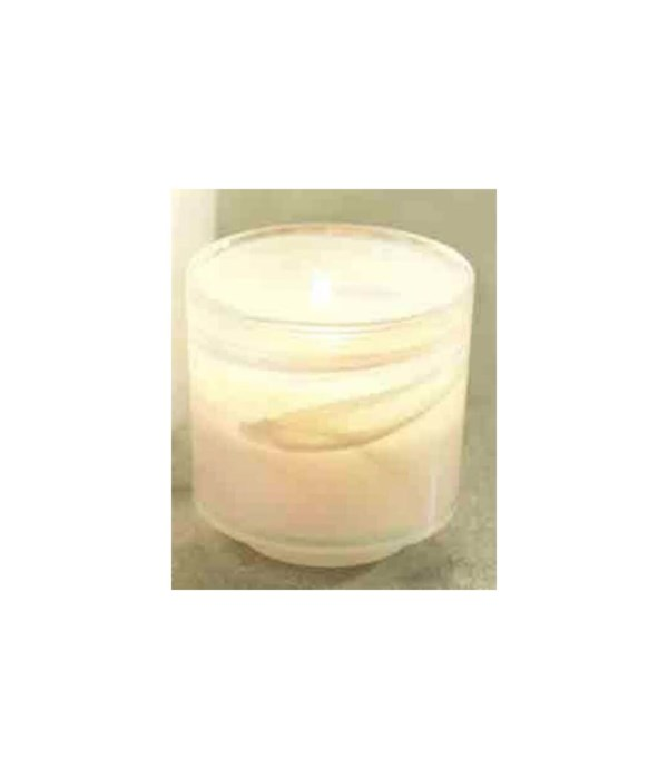 Luster Alabaster Hurricane, Small
