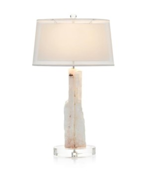 Selenite Lamp III Table Lamp