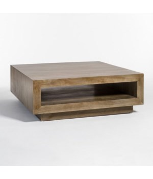 Chicago Coffee Table, Light Ash