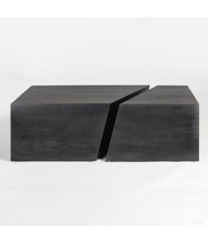 Zurich Coffee Table, Black Walnut