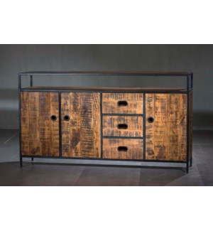 Milano3 Cabinet, 3 Drawer Buffett
