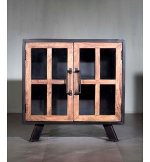 Roma Double Shelf Chest