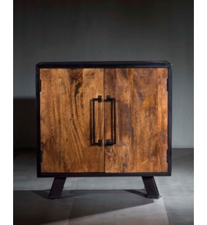 Roma Solid Wood & Iron Chest