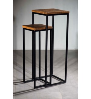 Pedestals Set of 2