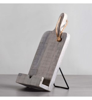 Cook Book Stand - Wood