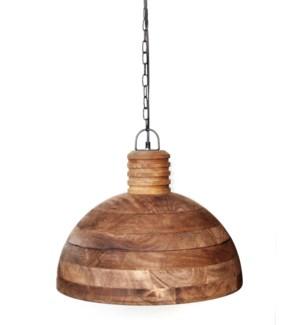 Sula Wooden Pendant