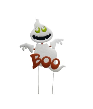 TIN FUNKY BOO GHOST CS. PK.: 12