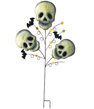 TRIPLE SKULL SPRAY LAWN SATKE CS. PK.: 12