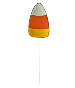 TIN CANDY CORN PICK CS. PK.: 48