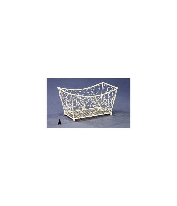 2157W OBLONG WIRE CONTAINER CS. PK.: 100