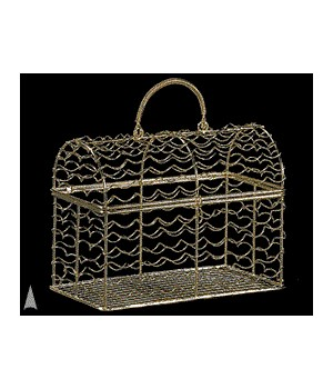 29/0304 GOLD DOME TREASURE CHEST CS. PK.: 48