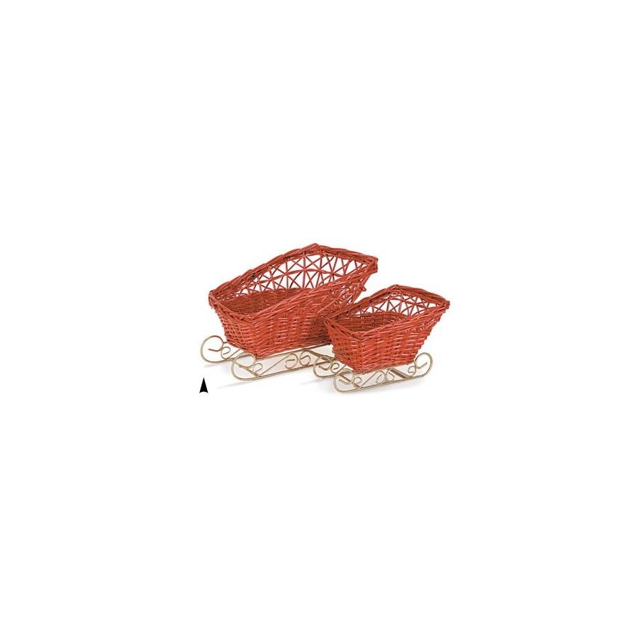 29/2188R S/2 RED WILLOW SLEIGHS CS. PK.: 8