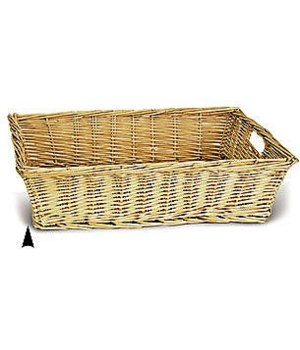 3/0207A OBLONG FULL WILLOW TRAY CS. PK.: 30
