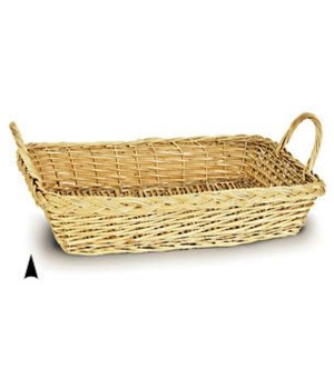 3/102-18H OBLONG BRAIDED WILLOW TRAY CS. PK.: 30
