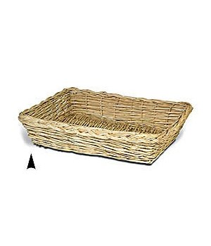 3/102-261 OBLONG FULL WILLOW TRAY CS. PK.: 50