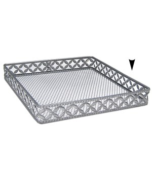 3/4008 METAL FANCY TRAYS CS. PK.: 24