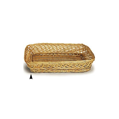 3/45314/12 OBLONG WILLOW TRAY CS. PK.: 100