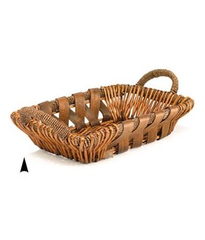 3/6042 OBLONG WILLOW TRAY CS. PK.: 20