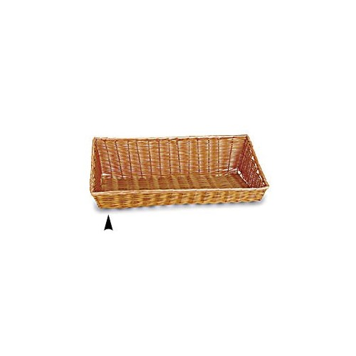 3/608/B SYNTHETIC WICKER DISPLAY TRAY CS. PK.: 30