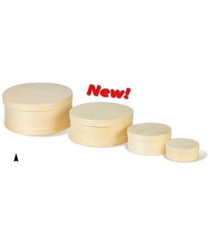 5/1305/N S/4 WOOD BOXES CS. PK.: