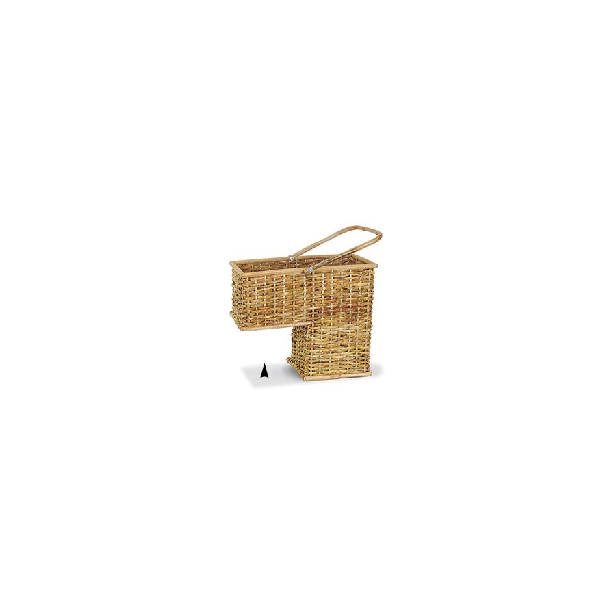 5/1741 BAMBOO STEP BASKET CS. PK.: 8