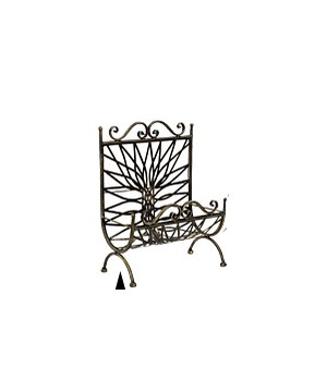 8089 FANCY WEAVE METAL MAGAZINE HOLDER CS. PK.: 6
