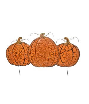 TRIPLE HORIZ FALL PUMPKIN CS. PK. : 6
