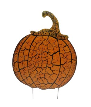 "32"" FALL PUMPKIN YARD ART CS. PK.: 6"