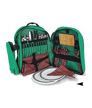 A231 PICNIC BACKPACK FOR 4 PEOPLE CS. PK.: 8