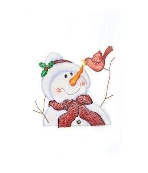 SNOWMAN YARD ART CS. PK.: 6