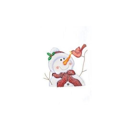 SNOWMAN YARD ART CS. PK.: 6