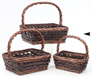 Fancy Willow Baskets