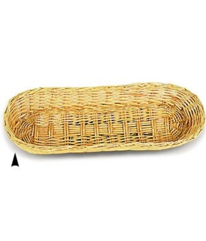 FB/12/FW WILLOW FRENCH BREAD BASKET CS. PK.: 60