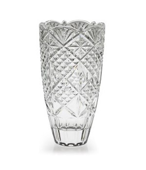 V/009 FANCY GLASS VASE CS. PK.: 12