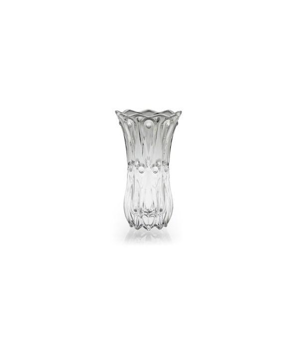 V/049 GLASS FLORAL VASE CS. PK.: 12