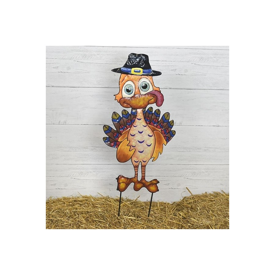 TIN TURKEY STAKE CS. PK.: 6