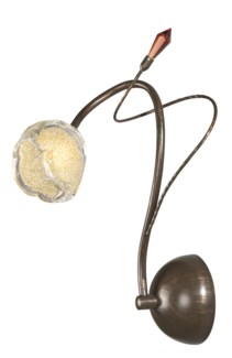 Caprice Wall Sconce in Bronze