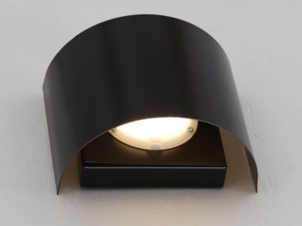 St. Luis Obispo Round Wall Sconce in Bronze