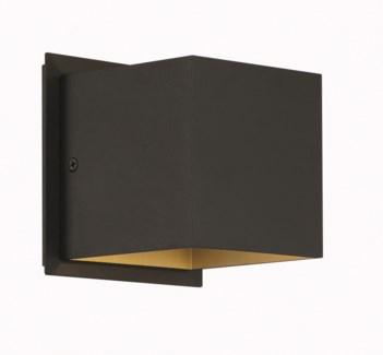 Louis Wall Sconce in Black Matte