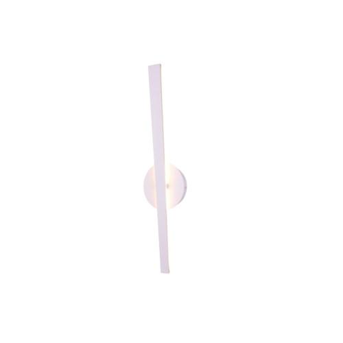 Flagstaff Wall Lamp in White Matte